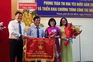 Ngành Tư pháp TP.Hồ Chí Minh 'vượt khó' trong năm Covid, đạt nhiều thành tựu đáng ghi nhận