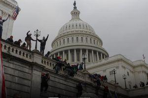 Hỗn loạn chính trường Mỹ: Khi đồi Capitol thất thủ