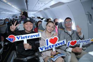 Tua charter hấp dẫn đầu năm mới cùng Vietravel Airlines
