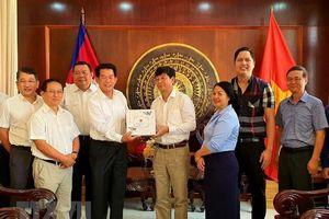 'Campuchia không bao giờ quên sự giúp đỡ vĩ đại của Việt Nam'