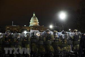 Nước Mỹ ra sao một ngày sau vụ bạo loạn ở Điện Capitol
