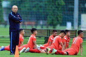 HLV Park Hang-seo muốn V.League học theo Hàn Quốc