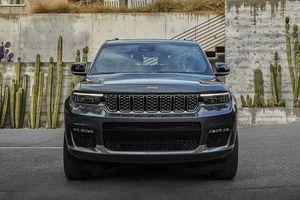 Jeep Grand Cherokee L 2021 ra mắt, vẻ ngoài nổi bật, sang trọng