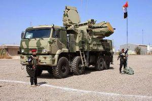 Hệ thống Pantsir-S có thể được dùng bảo vệ căn cứ của Mỹ ở Iraq