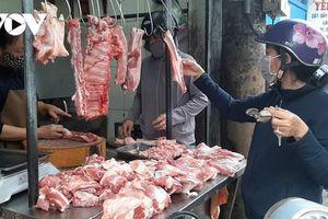 Giá thịt heo tăng thời điểm cuối năm