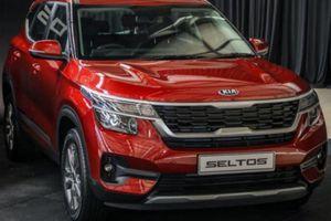 Kia Seltos chính thức ra mắt tại Malaysia, giá từ 660 triệu đồng