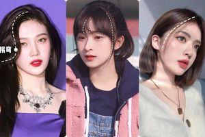 4 kiểu tóc mái sanh chảnh nhất năm 2021