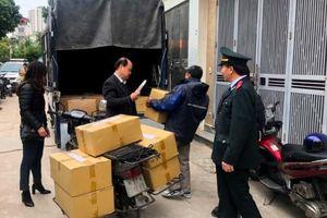 Thu giữ khoảng 40.000 cuốn sách giả khi bất ngờ kiểm tra 2 địa điểm ở Hà Nội