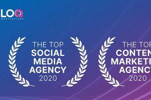 TDA vinh danh EloQ Communications là agency xuất sắc ở hạng mục 'mạng xã hội' và 'sáng tạo nội dung'