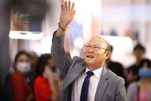 HLV Park: 'Tuyển Việt Nam muốn thắng 2 trận nữa ở VL World Cup'