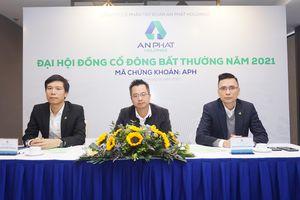 Đại hội đồng cổ đông bất thường An Phát Holdings (APH): Phát hành thêm 55,7 triệu cổ phiếu, nâng tỷ lệ sở hữu tại AAA