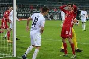 Bayern Munich thua sốc dù dẫn trước 2 bàn từ sớm