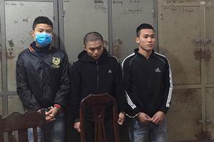 Nhóm cướp giật sa lưới sau 2 tháng chạy trốn