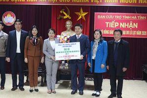 Bình Định: Hỗ trợ 2 tỷ đồng cho đồng bào tỉnh Hà Tĩnh khắc phục hậu quả bão lụt