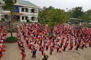 Hà Tĩnh: Xây dựng Trường Tiểu học Hà Huy Tập đạt chuẩn quốc gia mức độ 2