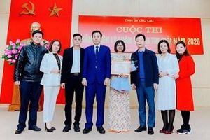 Lào Cai: Nâng cao chất lượng bồi dưỡng nghiệp vụ, lý luận chính trị tại Văn Bàn