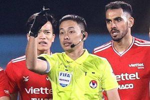 Luật mới khiến Viettel mất quả phạt đền trước CLB Hà Nội