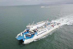 TP Hồ Chí Minh: Điều chỉnh giờ chạy phà biển Cần Giờ - Vũng Tàu