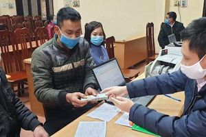 Ngân hàng Chính sách xã hội Hà Nội gửi tin nhắn miễn phí tới khách hàng để đối chiếu số dư nợ