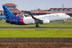 Máy bay Boeing 737-500 của hàng không Indonesia mất tích bí ấn