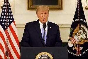 Tổng thống Trump không dự lễ nhậm chức của ông Biden
