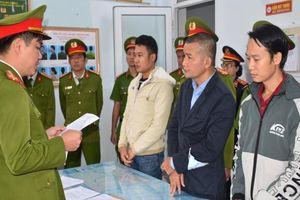 Bắt giam trưởng khoa cùng 2 điều dưỡng Bệnh viện Đa khoa Trung ương Quảng Nam