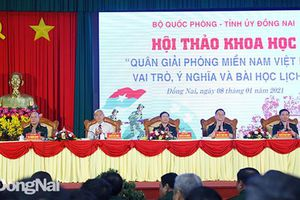 Ý nghĩa và bài học lịch sử của việc thành lập Quân giải phóng miền Nam Việt Nam