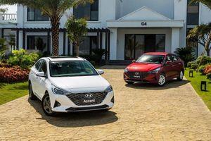 Hết ưu đãi phí trước bạ, giá Hyundai Accent 2021 quay đầu