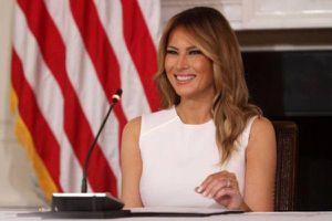 Đệ nhất phu nhân Melania Trump ở đâu trong ngày 'đen tối nhất' nước Mỹ?