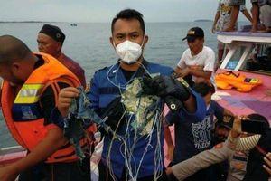 Công bố thông tin ban đầu về vụ tai nạn máy bay Indonesia: Máy bay không đi về hướng được phép