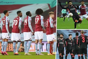 Liverpool thắng đậm đội hình 'toàn trẻ con' của Aston Villa