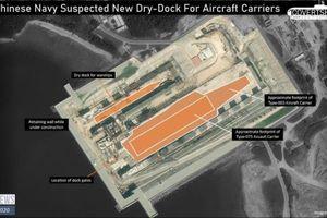 Báo Mỹ: Trung Quốc mở rộng các căn cứ gần Biển Đông