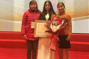 Câu chuyện đặc biệt về nữ sinh Phú Thọ đoạt giải Olympic quốc tế 2020