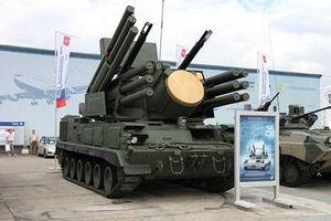Hệ thống phòng không Pantsir-S của Nga được sử dụng bảo vệ Đại sứ quán Mỹ ở Iraq
