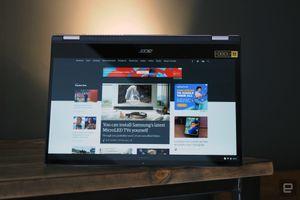 Acer tiết lộ Chromebook giá mềm đầu tiên của hãng với CPU AMD Ryzen mới nhất