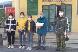 Bộ đội Biên phòng tỉnh Lạng Sơn phát hiện, bắt giữ nhiều đối tượng vi phạm pháp luật