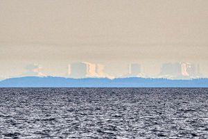 Lý giải hiện tượng ảo ảnh thành phố trên biển