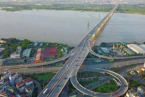 Hà Nội khởi công dự án đầu tư xây dựng cầu Vĩnh Tuy giai đoạn 2