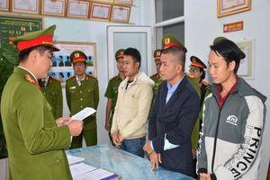 Quảng Nam: Bắt tạm giam 3 đối tượng gian lận gần 800 triệu đồng tiền bảo hiểm y tế