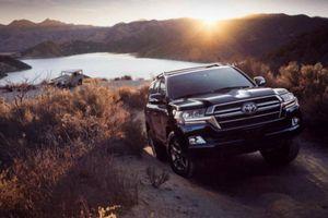 Toyota Land Cruiser thế hệ mới sẽ ra mắt giữa năm nay