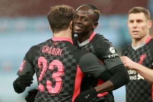 FA Cup: Liverpool vùi dập đội hình trẻ của Aston Villa