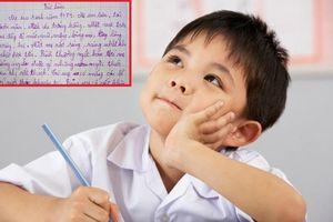 Bài văn bóc phốt mẹ của học sinh Tiểu học khiến cư dân mạng bật cười