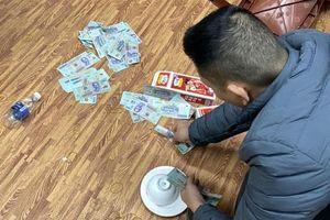 Triệt phá sới bạc khủng, bắt giữ 31 đối tượng tại Nghệ An