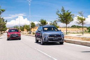 Toyota 2020: Một năm 'chơi trội' ở phân khúc SUV