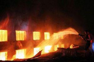 10 em bé thiệt mạng trong vụ hỏa hoạn tại bệnh viện Maharashtra, Ấn Độ