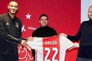 Ajax chiêu mộ tân binh đắt giá nhất lịch sử CLB từ Premier League