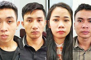 Thêm một nhóm mua bán ma túy ở phố biển Nha Trang sa lưới