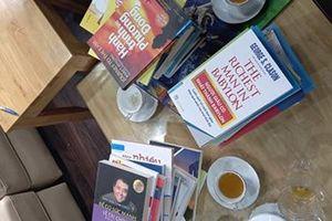 Thu giữ khoảng 40.000 cuốn sách giả ở Hà Nội