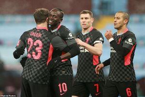 Kết quả FA Cup: Ghi 3 bàn trong 5 phút, Liverpool thắng đậm Aston Villa