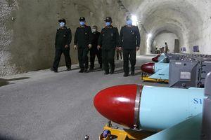 Iran khoe căn cứ tên lửa ngầm, gửi thông điệp rắn tới Mỹ